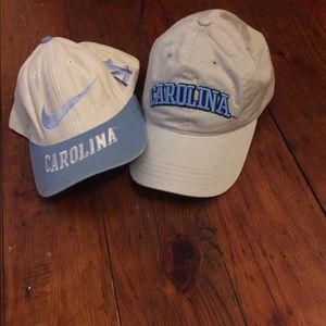 Set of two, Tar Heels hats 💙👏🏼